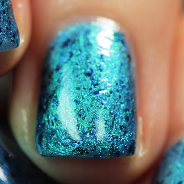 Paint It Pretty Polish Repel Negativity swatch by Streets Ahead Style