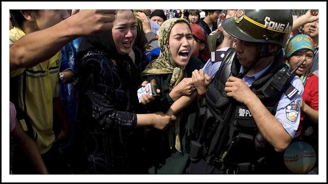 تركيا.. الصين | مذبحة بارين