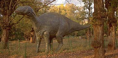 Parque Jurásico Beceite Beseit dinosaurio 3