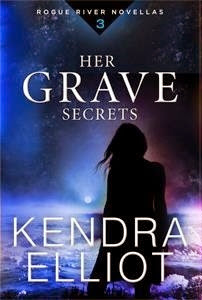 Bea's Book Nook, Review, Her Grave Secrets, Kendra Elliot