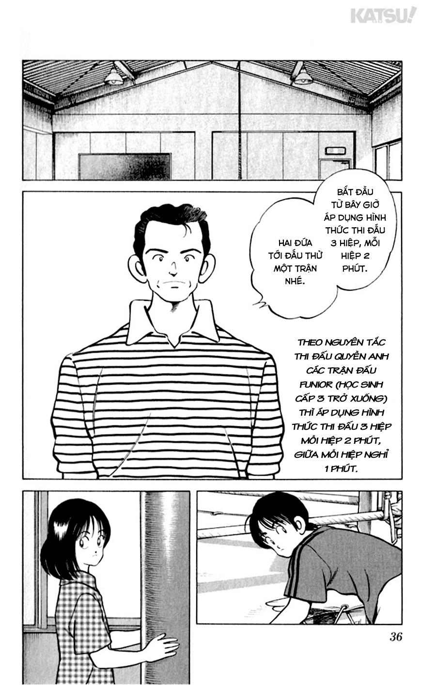 Katsu! chương 030 trang 16