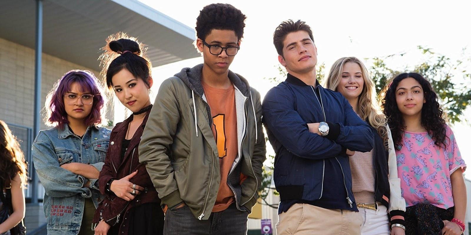 Gert, Nico, Alex, Chase, Karoline y Molly, los protagonistas de Runaways de Marvel