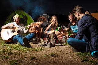 Berencana Ingin Camping, Simak Tips Dan Trik Dari Kaum Rebahan ID Berikut Ini