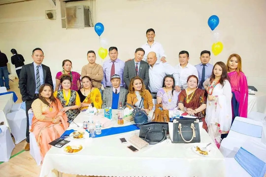 rashmi tamang family