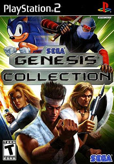 Sega Genesis Collection (PS2) 2006