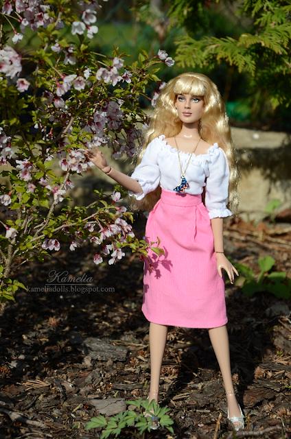 Suzette sculpt Tonner doll