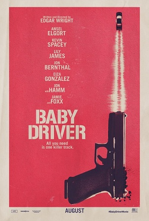 Film Baby Driver 2017