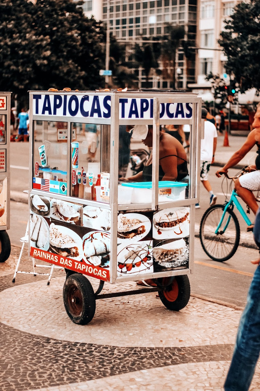 rio de Janeiro street food