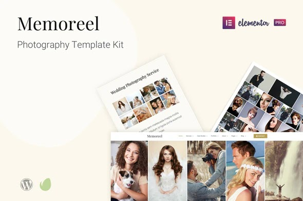 Photography Template Kit