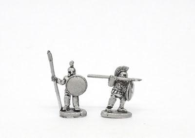 GRE3 Armoured hoplites bronze cuirass