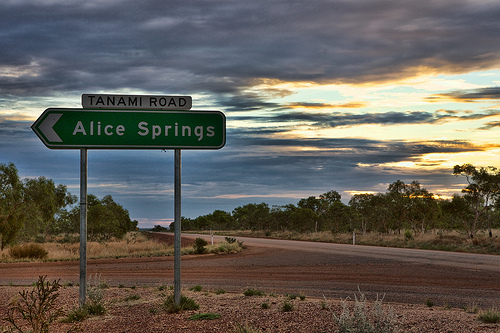 Go Holiday Blog: See the stars from Alice Springs