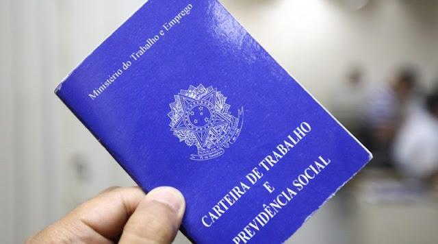 Apesar da pandemia, Paraíba registra saldo positivo de 1.211 empregos com carteira assinada em julho