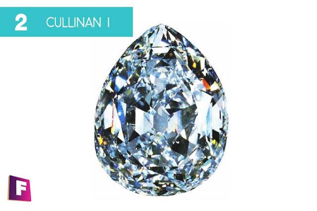 diamantes mas caros del mundo | puesto 2 cullinan 1 diamond - foro de minerales