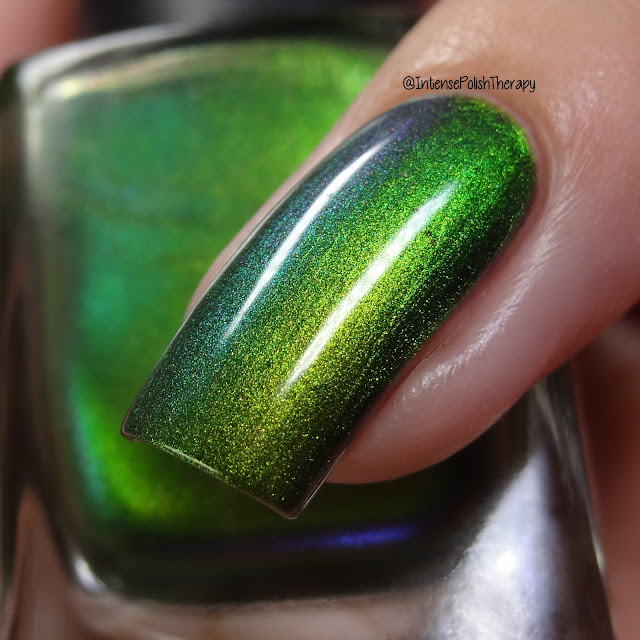 Quixotic Polish Bug Off | Hella Handmade Creations September 2019