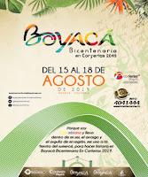 BOYACA BICENTENARIO en CORFERIAS Bogotá