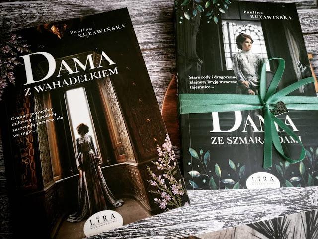 """Dama ze szmaragdami"" Paulina Kuzawińska"