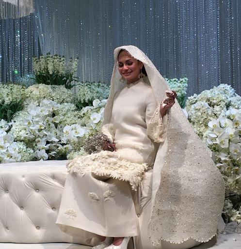 29 Gambar Majlis Pernikahan Izara Aishah Dan Adib Khalid