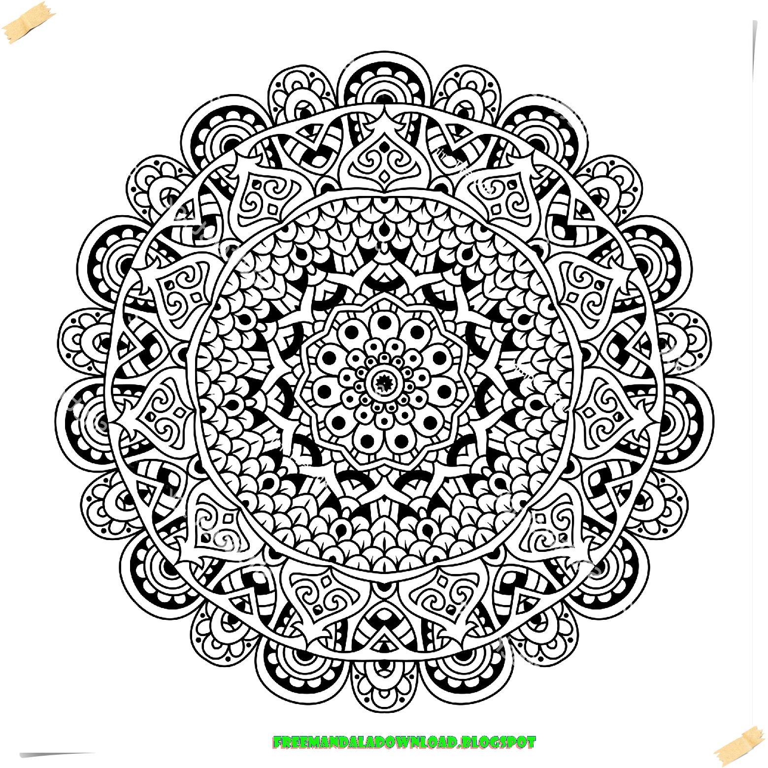 Mandala entwirft freien Vektor-Mandala designs Free Vector - Free ...