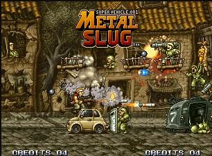 تحميل لعبة حرب الخليج للكمبيوتر مجانا Download Metal Slug برابط مباشر
