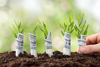 استثمار مبلغ بسيط من أجل كسب أرباح كبيرة مع الوقت