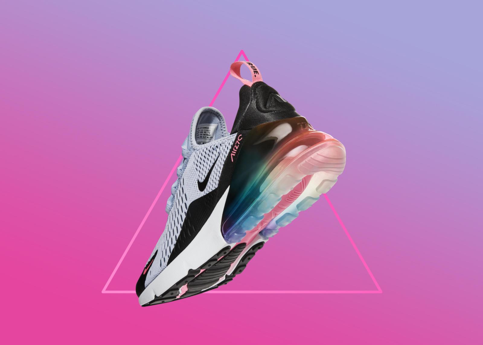 Nike lanza la colección del Pride High on Fashion
