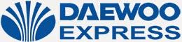 Daewoo Bus Ticket Price & Timing Schedule 2015