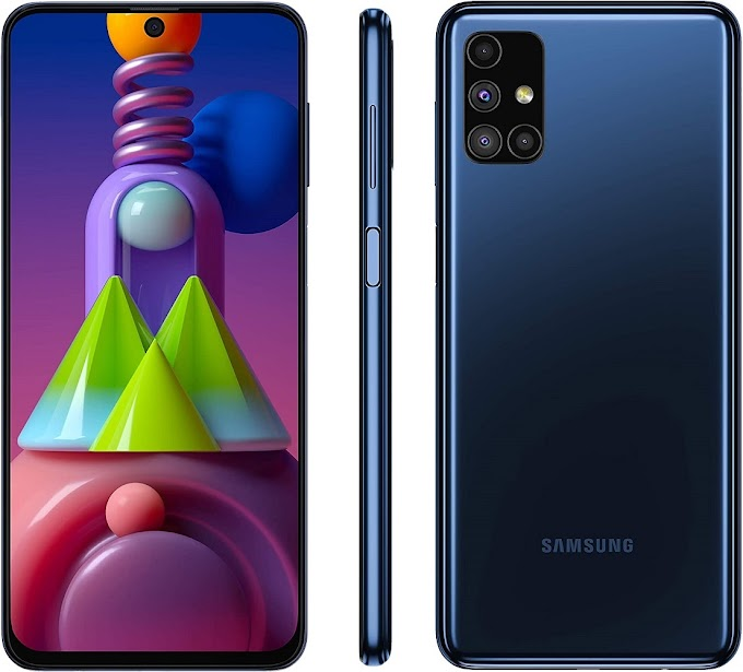 موبايل Samsung Galaxy M51 بسعر 6599 جنيه على نون مصر