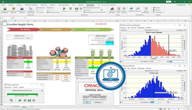 Oracle Crystal Ball v11.1.2.4.850.x32.x64