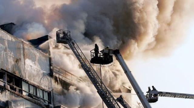 brandveiligheid, industrie, gebouwen, maatregelen, groep FJK
