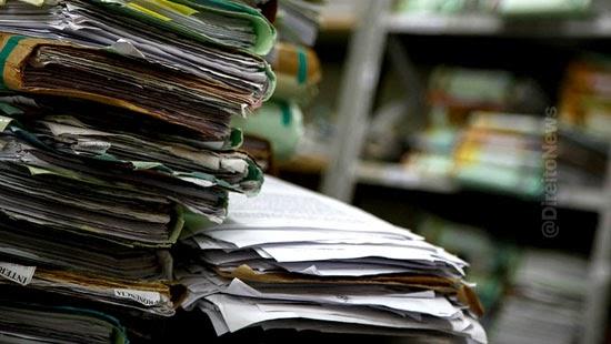 juiza reclama tumulto processual 40 paginas