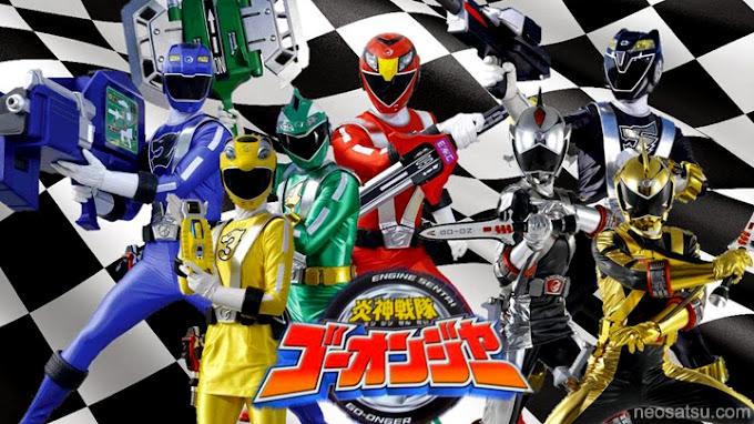 Engine Sentai Go-onger Batch Subtitle Indonesia