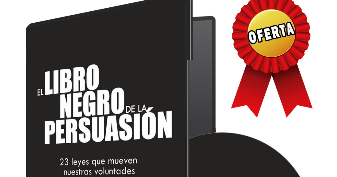 EL LIBRO NEGRO DE LA PERSUASIÓN - ALEJANDRO LLANTADA ...
