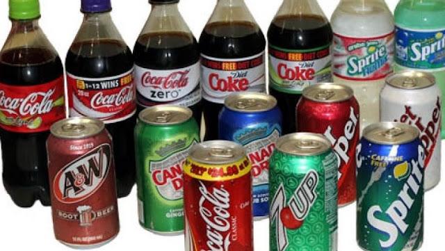 Efek Samping Minuman Bersoda Dan Bahaya Minuman Bersoda