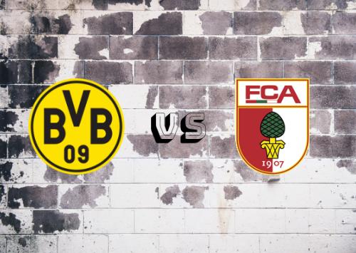 Borussia Dortmund vs Augsburgo  Resumen y Partido Completo