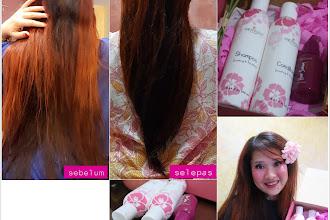 Jom kawal keguguran rambut sebelum terlambat dengan penjagaan rambut Faith Fleur SET PRIMADONA