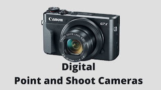 Digital Point and Shoot Cameras Top 5 Gadgets That Were Killed By Smartphones
