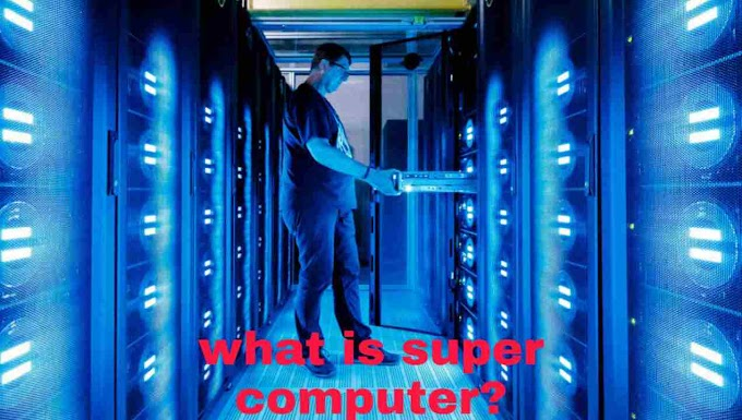 What is a SuperComputer?  Who created and how does it work?