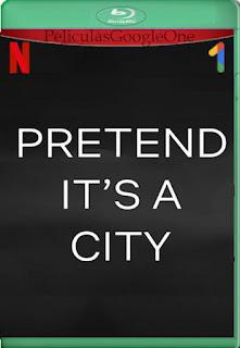 Supongamos que Nueva York es una ciudad Temporada 1 (2021) [720p WEBRip] [Latino-Inglés] [LaPipiotaHD]