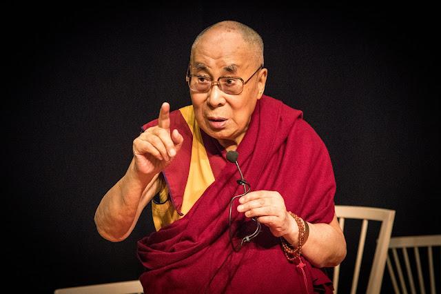 Dalai Lama Komentari Kematian Pria Kulit Hitam Yang Dicekik Polisi AS