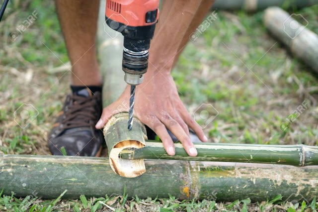 ¿Cómo construir con Bambú? Manual con Instrucciones y Planos