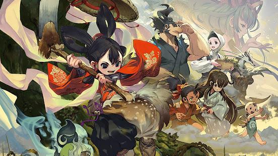 Sakuna: Of Rice and Ruin snapshot