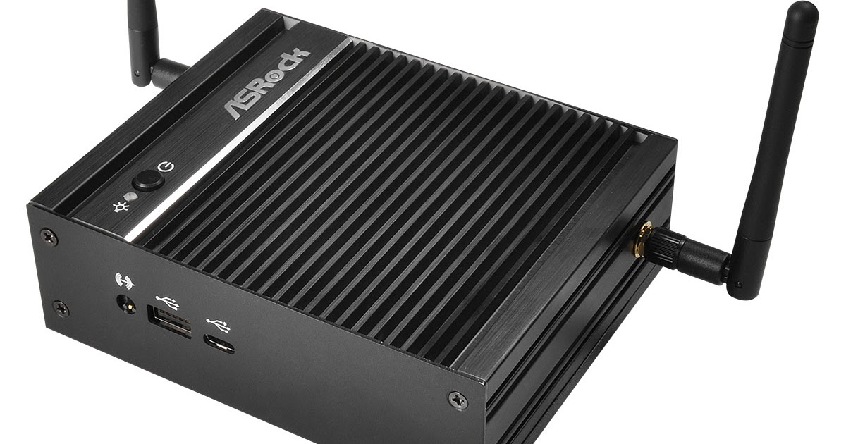 ASRock iBOX-310M New