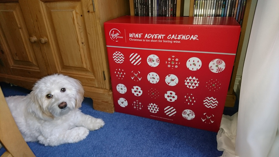 Virgin Wines Advent Calendar.Donline S Blog Virgin Wines Advent Calendar Primed Ready For Action