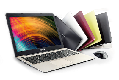 harga laptop asus 2019