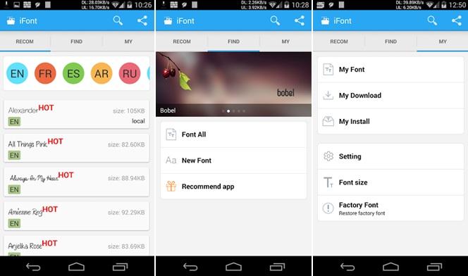 Top 5 Aplikasi Font Untuk Android Terbaik Tanpa Root Gratis