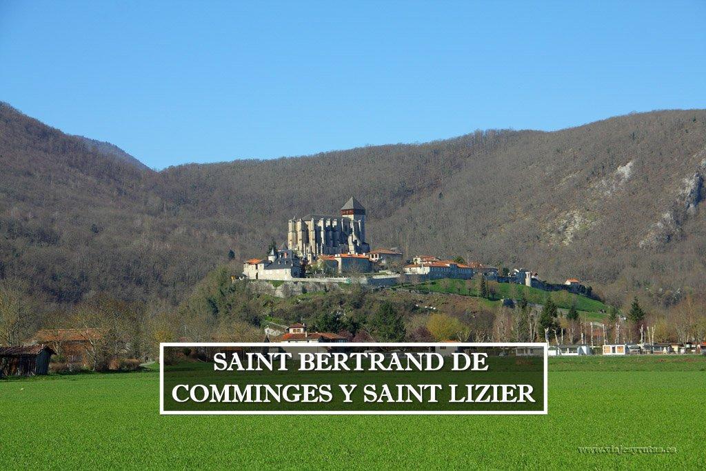 Qué ver en Saint Bertrand de Comminges y Saint Lizier