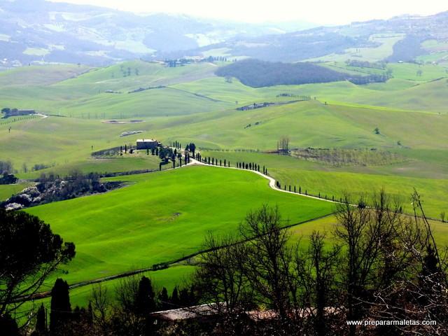 lo mejor de la Toscana