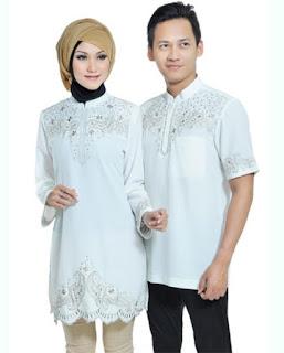gambar baju lebaran keluarga terbaru
