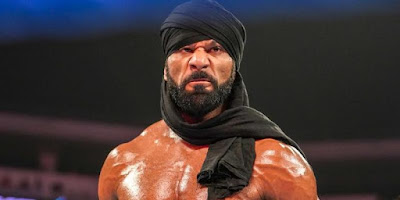 Jinder Mahal Out Of Action Again After Knee Surgery