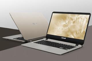 rekomendasi notebook asus terbaru dengan harga termurah ASUS A407MA